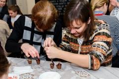 Экскурсия в мастерскую шоколада
