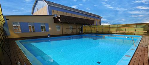 Термальный бассейн Экватор