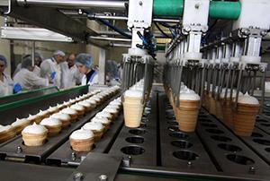Фабрика мороженного