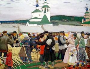 Праздник-ярмарка в Арамашево.