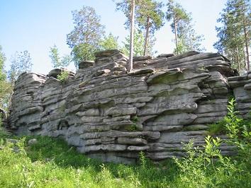 Скалы Гронского