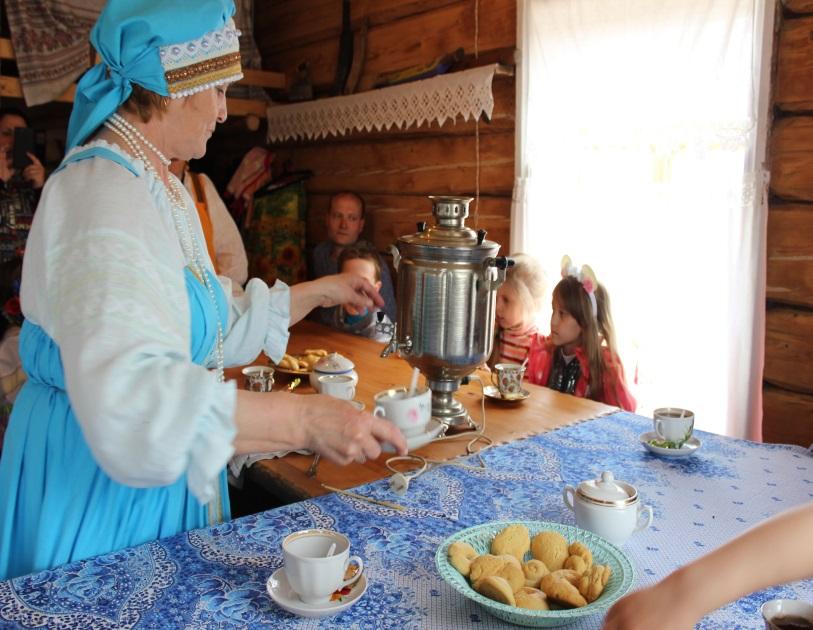 детская экскурсия в поселок Висим Свердловской области