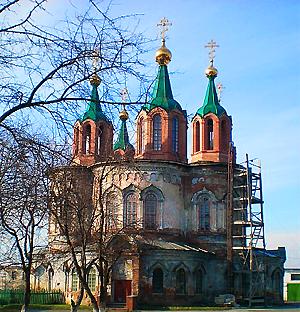 Далматово. Свято-Успенский Далматовский монастырь.