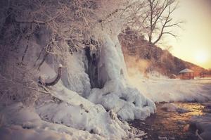Водопад Плакун.